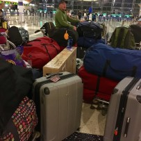 23 Pieces of Luggage…